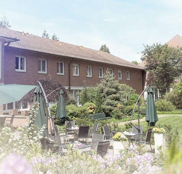 Terrasse Klostercafé