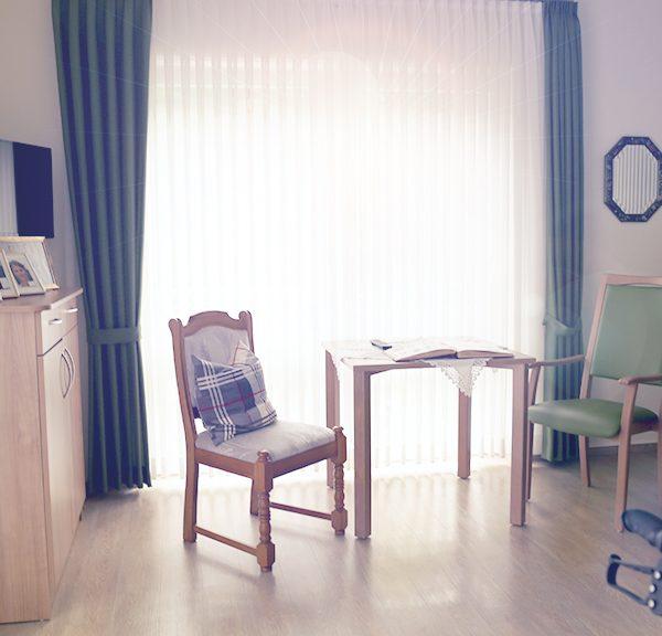 Zimmer im Wohnbereich Silvia