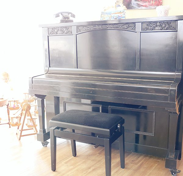 Klavier in der Tagespflege Mühlen