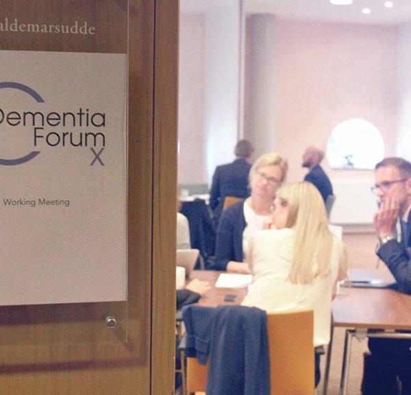 Demntia ForumX in Schweden