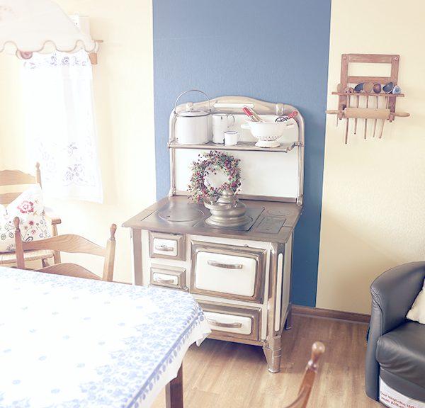 Reminiszenz-Raum in der Tagespflege