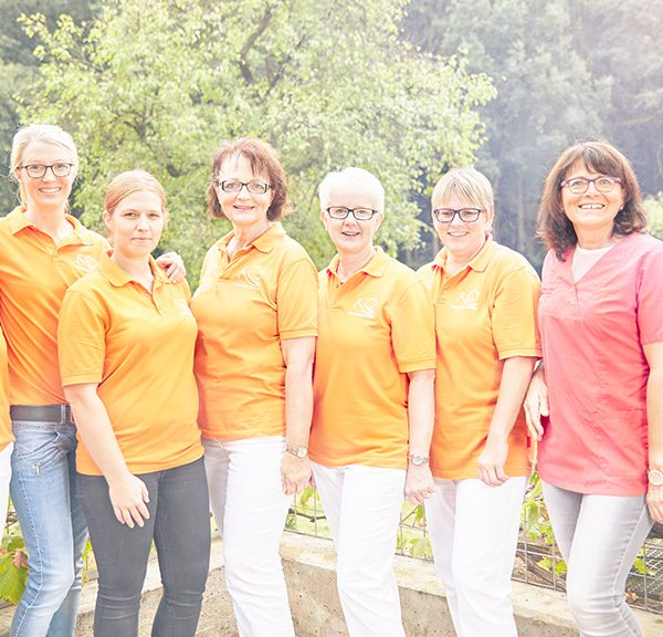 Team der Palliativkräfte