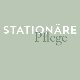 BERATUNG ZUR STATIONÄREN PFLEGE